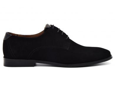 Туфлі на шнурках класичні 5396-912 - фото