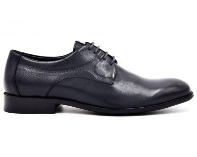 Туфлі на шнурках класичні 13-45-107 - фото