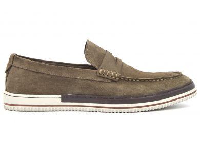Туфли лоферы 0658-306 - фото