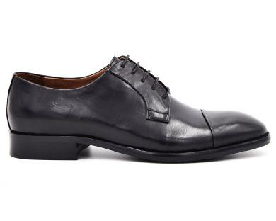 Туфлі на шнурках класичні 5345-901 - фото