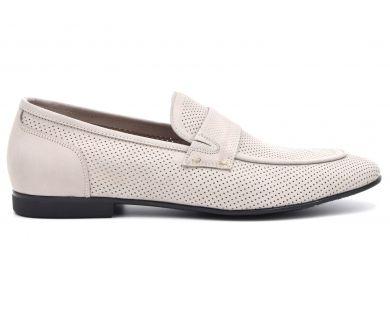Туфли лоферы 205-77-11 - фото