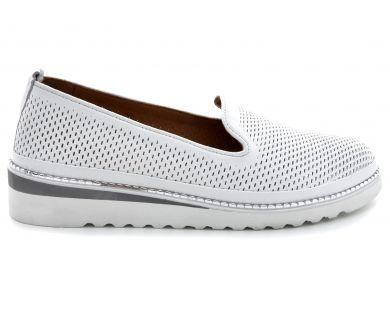 Туфлі на низькому ходу 4033 - фото