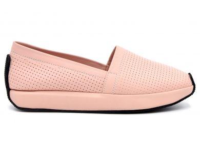 Туфли на низком ходу (комфорт) 6013-86 - фото