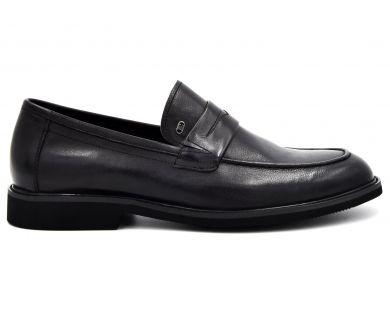 Туфли лоферы 82-1-742 - фото