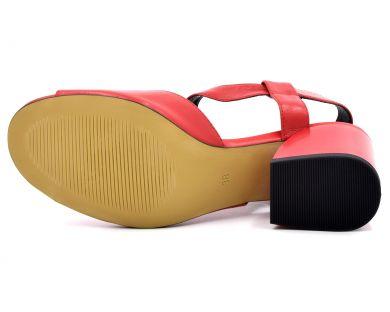 Босоножки на каблуке 38-2-38 - фото
