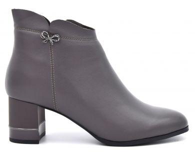 Ботинки на каблуке 1652-033 - фото