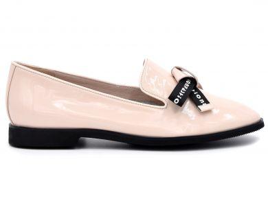 Туфли лоферы 859-51-12 - фото