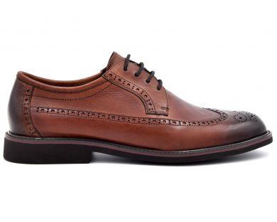 Туфли оксфорды 82-6-637 - фото