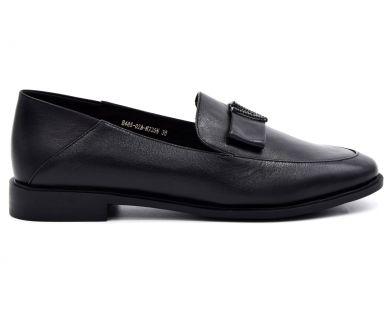Туфли лоферы 485-02 - фото