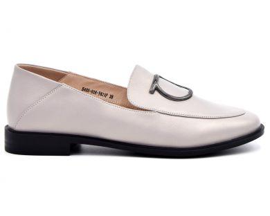 Туфли лоферы 485-93-629 - фото