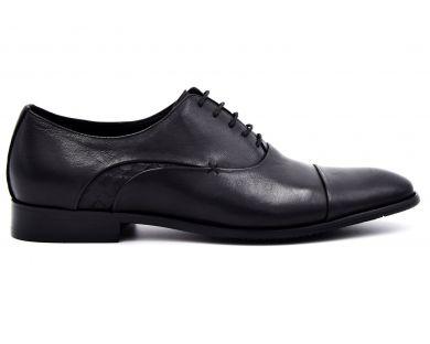 Туфли классические на шнурках 300166-194 - фото