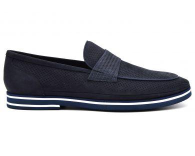 Туфли лоферы 1983-1-1 - фото