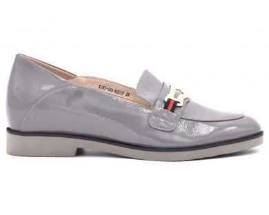 Туфли лоферы 167-06-12 - фото