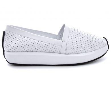Туфли на низком ходу (комфорт) 6013-02 - фото