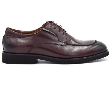 Туфли броги 708-6-10 - фото