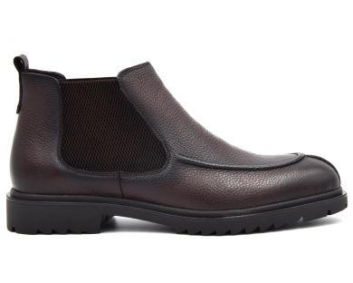 Ботинки челси 87-204-455 - фото