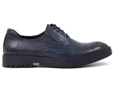Туфлі броги 605-3-107 - фото