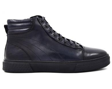 Повсякденні черевики на хутрі 0113-541-554 - фото