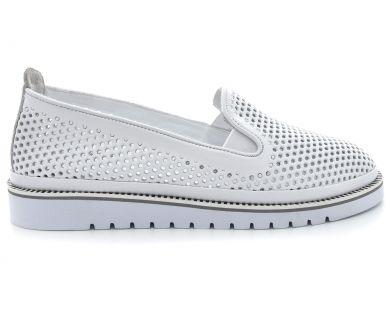 Туфлі на низькому ходу 2418-606 - фото
