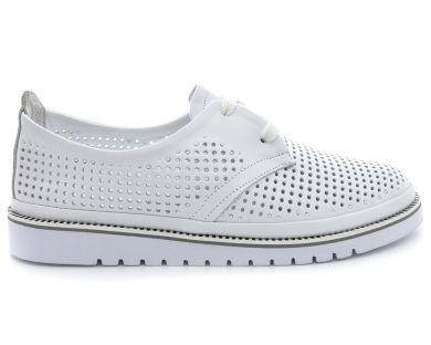 Туфлі на низькому ходу 2405-606 - фото