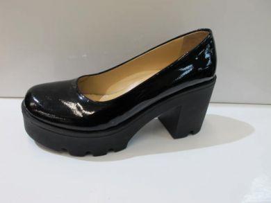 Туфлі на товстій підошві 22-350/03 - фото