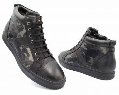 Ботинки спорт 15013 - фото