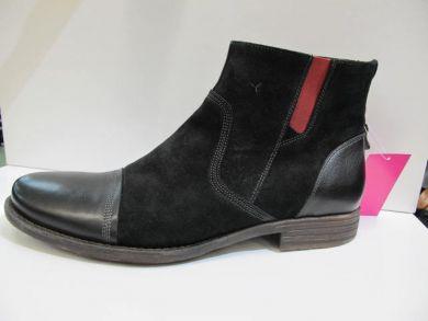 Повсякденні черевики на хутрі 2684 - фото