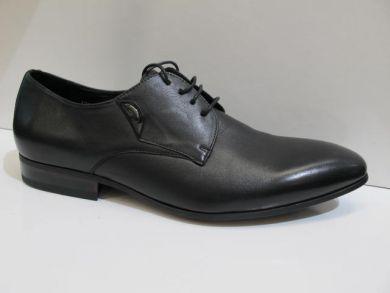 Туфлі на шнурках класичні 2058-01-5 - фото