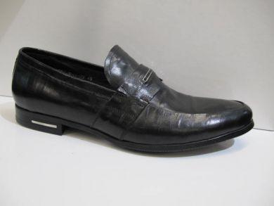 Туфли классические без шнурка 356-19-025 - фото