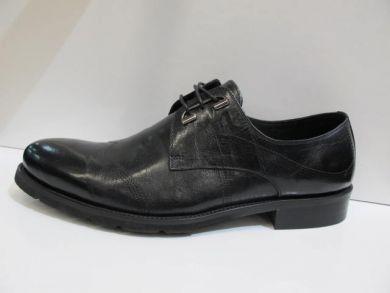 Туфлі на шнурках класичні 15658-4 - фото