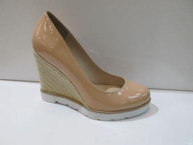 Туфлі на танкетці 004-1 - фото