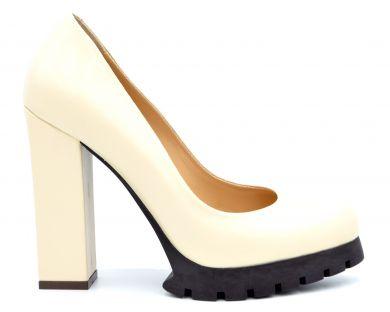 Туфли на каблуке 11-103-1 - фото
